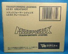 Transformers Legends LG-EX Greatshot MISB G1 Masterforce Power Master Victory