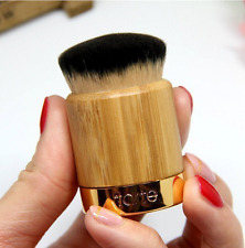 New Tarte Airbuki Bamboo Powder Foundation Brush Cosmetic Makeup brushes