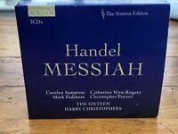 handel messiah - 3cd set ( coro )