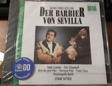 DER BARBIER VON SEVILLA- ROSSINI - OTMAR SUITNER - CD SIGILLATO (SEALED)