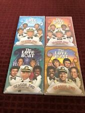 The Love Boat: Seasons One & Two DVD *Brand New Sealed*