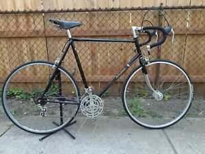1975 Vintage Raleigh Competition Mk II, 10 speed, 62 cm, Campagnolo, Huret, used