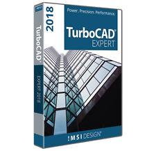 AVANQUEST IMSI TurboCAD Expert 2018 2D/3D Download pro CAD software NEW