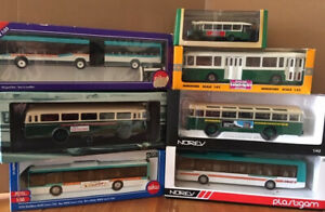 lot de Bus RATP miniatures SIKU NOREV ATLAS..