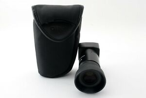 Canon ANGLE FINDER C for EOS Lens w/ Case [Near Mint] Japan by FedEx #648273
