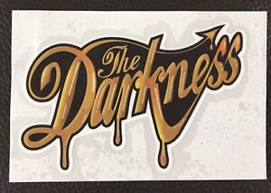 The Darkness Hot Cakes Promo Sticker