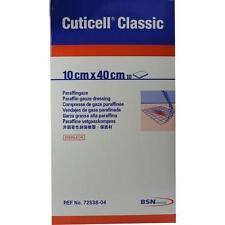Cuticell Classic dolorante Gaze 10x40cm 10st dolorante Gaze PZN 4979110