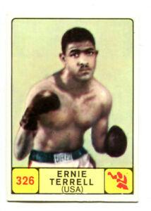 1968-69 Panini Campioni Dello Sport Ernie Terrell Card #326 USA