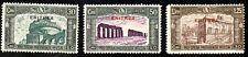 ERITREA / ITALY 1930 ROMAN ARCHITECTURE SC#B29-31 MNH cv.$560.00