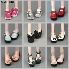 Multi Style 6cm Fashion Doll High Heel Shoes for 1/4 BJD 45-50cm XINYI Doll