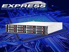 Hpe Msa 1040 2-port 1G iScsi Dual Controller Lff Storage E7W01A