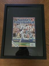 2008 Chicago Cubs Baseball Sports Illustrated Wrigley Playoffs MANCAVE