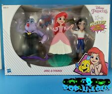 Hasbro Disney Princess Poseable Comic Collection Magic Ariel and Friends