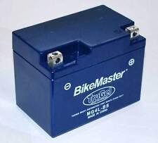 New Bike Master TruGel Battery MG4L-BS Tru Gel 2Yr Wrnty YTX4L-BS 78-0531