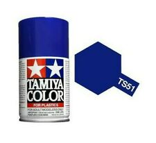 Ts-51 pintura spray Tamiya azul Racing