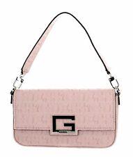 GUESS Brightside Shoulder Bag Handtasche Umhängetasche Tasche Peach Rosa Neu