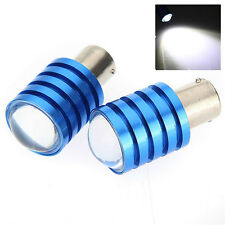 2PCS 1156 BA15S P21W 7W High Power CREE Q5 LED Car Bulb White Reverse Light 12V