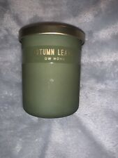 DW HOME Richly Scented Candle - Autumn Leaves - 3.8oz (108g) -  New Range