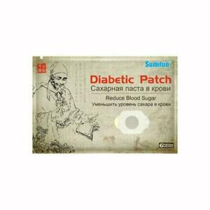 Sumifun Diabetes Patch Lower Blood Glucose Patches Cosy Chinese Reduce F5V8