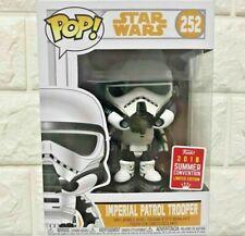 Star Wars 27009 Solo W1 Imperial Patrol Trooper Funko Pop Vinyl Figure