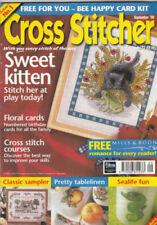 September Cross Stitcher Craft Magazines