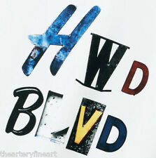 JACK PIERSON x UNIQLO 'HWD BLVD' SPRZ NY Artist's T-Shirt LARGE **BRAND NEW**