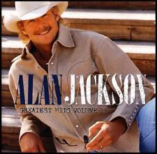 ALAN JACKSON - GREATEST HITS Vol.II CD ~ JIMMY BUFFETT ~ 18 Trax COUNTRY 2 *NEW*