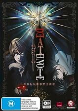 Death Note Complete DVD Box Set Region 4 / Aus new and sealed