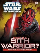 STAR WARS THE CLONE WARS WHAT IS A SITH WARRIOR HC BOOK DARTH MAUL DARK SIDE #1