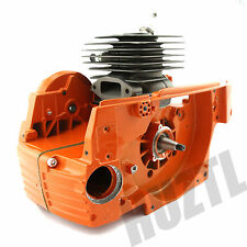 Engine Motor Crankcase Oil Tank Cylinder For Husqvarna 362 365 371 372 372XP