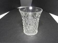 "Ohio Flint Glass Krys-Tol Gloria Tumbler Clear EAPG  4"" T ca1905"