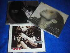 3 CD maxi INNOCENCE i'll be there A MATTER OF FACT love