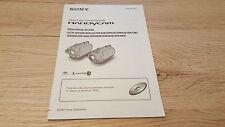 Originale Sony Bedienungsanleitung  für DCR-SR32/33 u.s.w   12 Monate Garantie*