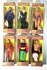 6 Mego  Reissue Wild West Western Heroes Action Figures - Wyatt Earp