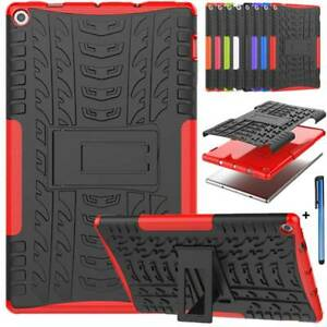 """For Amazon Kindle Fire HD 10 2019 9th Gen 10.1"""" Tablet Hard Rugged Case Cover"""
