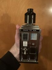 Tardis (Dr. Who) 50th Anniversary Ed Vape Mod MOSFET Protected Triple 18650 #3/8