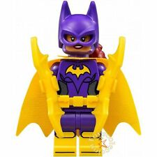 LEGO THE BATMAN MOVIE MINIFIGURA BATGIRL SET 70902 70906 70917 ORIGINAL MINIFIG