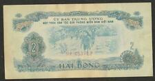 1968 South Vietnam 2 Dong Note