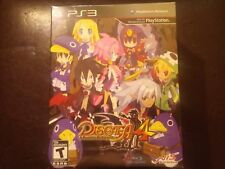 Disgaea 4 A Promise Unforgotten Limited Edition (Playstation 3, PS3) BRAND NEW!