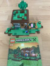 LEGO Minecraft The First Night 21115 Steve Pig - Almost Complete