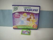 LEAP FROG EXPLORER DISNEY PRINCESS POP UP STORY LEARN LEAP PAD ULTRA LEAPSTER GS