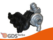 Turbo Turbolader Ford Mondeo Jaguar X-Type 2.0TDCI 96kW 130PS Duratorq 714467