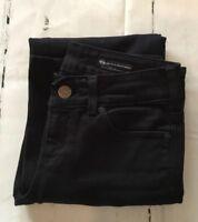 AG Adriano Goldschmied the Mona Wide Leg Black Jeans Women's bell bottoms 25X29
