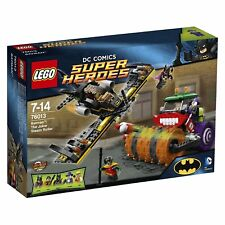 LEGO DC Super Heroes - 76013 Batman The Joker Steam Roller - NEW Retired Rare