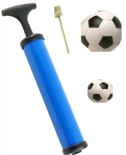 "8"" (20cm) INFLATING HAND AIR PUMP WITH ONE NEEDLE FOR SMALL INFLATABLES,BALLS"