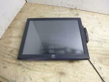 "ELO Touchscreen Monitor 15"" E210772 w/ Card Reader -QTY@"