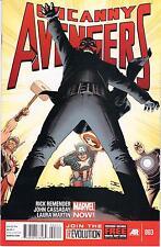 Uncanny Avengers No 3 March 2013 Marvel Comics