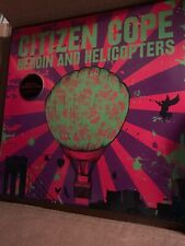 CITIZEN COPE - HEROIN AND HELICOPTERS (LP)   VINYL LP NEW+