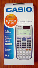 Casio Fx-991Es Plus Scientific Calculator Fx991Es Genuine In Original Packing