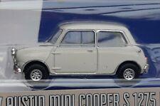 Greenlight 1/64. Mini Cooper S 1275. The Italian Job Blanc. New IN Box